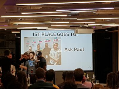 Ask Paul team