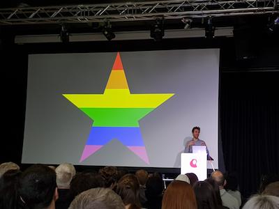 Alternative diversity logo
